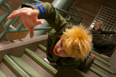 Ken Joshima from Katekyo Hitman Reborn! worn by Raikapon