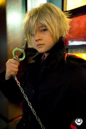 Alaudi from Katekyo Hitman Reborn!