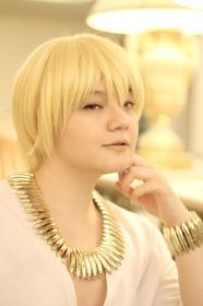 Gilgamesh from Fate/Zero worn by Rai Kamishiro