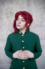 Noriaki Kakyoin from Jojo's Bizarre Adventure worn by Raikapon