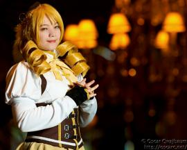 Mami Tomoe from Madoka Magica