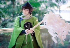 Ishikirimaru from Touken Ranbu worn by Raikapon