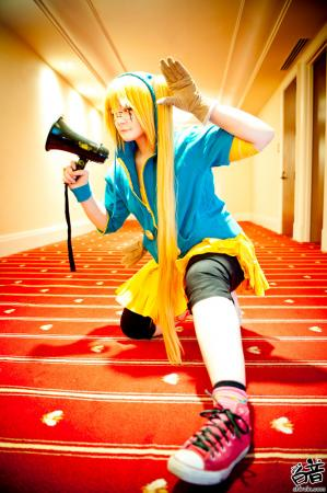 Neru Akita from Vocaloid 2 worn by Rai Kamishiro
