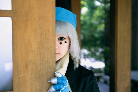Shinkouhyou from Houshin Engi worn by Rai Kamishiro