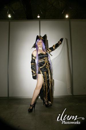 Claire Cleavange from Luminous Arc