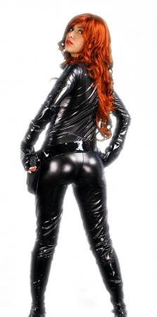 Black Widow / Natasha Romanoff from Iron Man