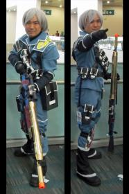 Sniper from Valkyria Chronicles  by Master 1080
