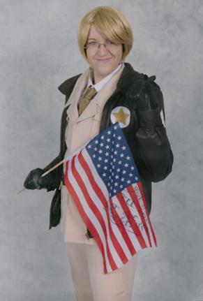 America / Alfred F. Jones from Axis Powers Hetalia worn by Simply_Kisa