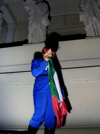 Italy (Veneziano) / Feliciano Vargas from Axis Powers Hetalia worn by Simply_Kisa