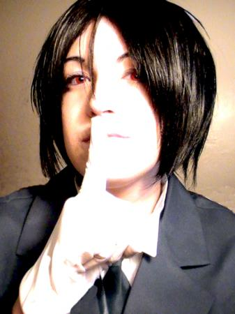 Sebastian Michaelis from Black Butler worn by Simply_Kisa
