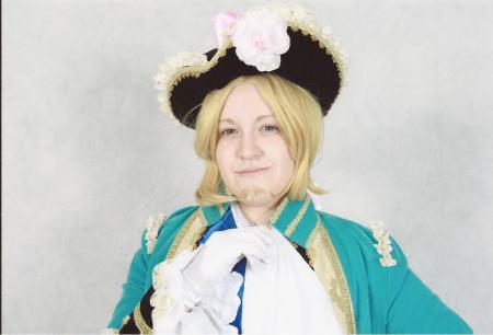 France / Francis Bonnefoy from Axis Powers Hetalia worn by Simply_Kisa