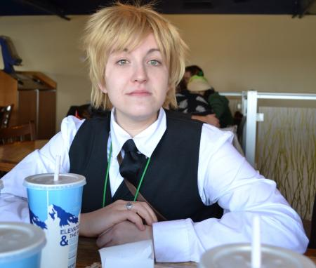 UK / England / Arthur Kirkland from Axis Powers Hetalia worn by Simply_Kisa