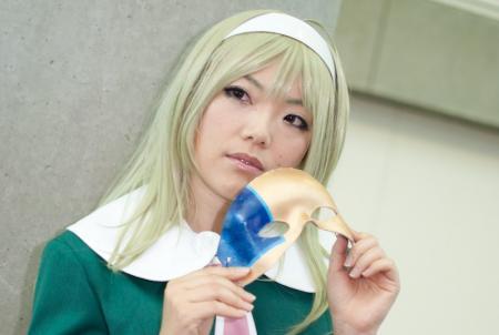Kanako Watanabe from Star Driver: Kagayaki no Takuto worn by Yomimaid