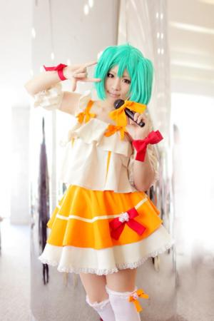 Ranka Lee from Macross Frontier worn by Shino Arika/有伽しの