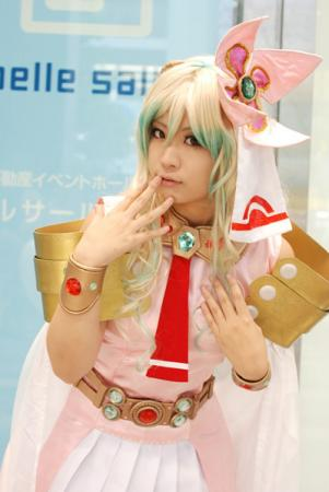 Nia Teppelin from Tengen Toppa Gurren-Lagann worn by Shino Arika/有伽しの
