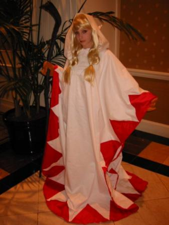 White Mage from Final Fantasy Tactics