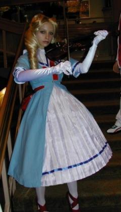 Yurika Kirishima from Rival Schools 2