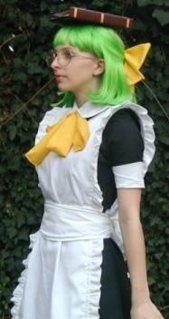 Maid Girl from Kagoya