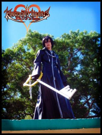 Xion from Kingdom Hearts 358/2 Days worn by KurohaneShizumi