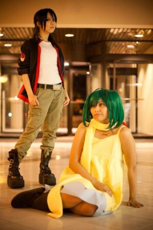 Ranka Lee from Macross Frontier worn by spaceasaur