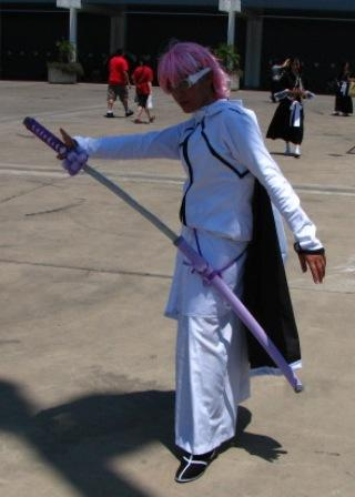 Szayel Aporro Grantz from Bleach