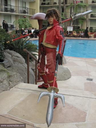 Sanada Yukimura from Sengoku Basara