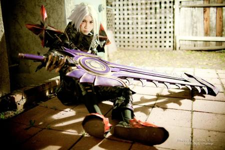 Haseo from .hack//GU worn by okageo