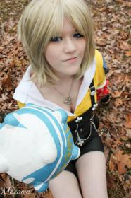 Tidus from Final Fantasy X by Melvin