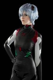 Rei Ayanami from Evangelion 3.0 worn by Melvin