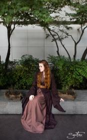 Sansa Stark from Game of Thrones worn by Melvin