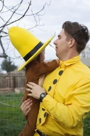 The Man with the Yellow Hat from Curious George  by EverythingMan