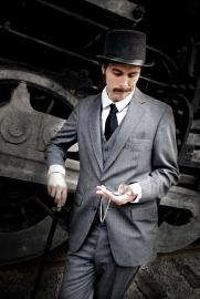 Dr. John H. Watson from Sherlock Holmes