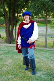 Prince Charming from Snow White and the Seven Dwarfs worn by EverythingMan