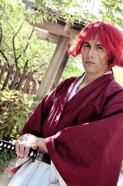 Kenshin Himura from Rurouni Kenshin
