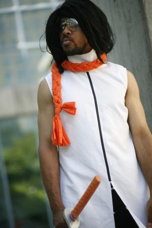 Kaname Tousen from Bleach worn by Tousen