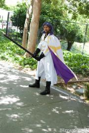Bismarck Waldstein from Code Geass R2 worn by Tousen