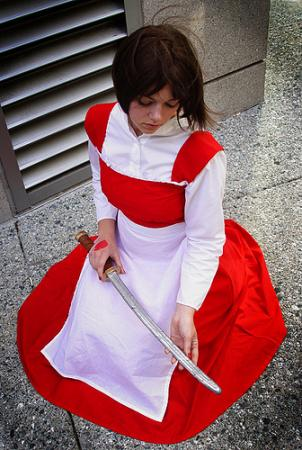Meiko from Vocaloid