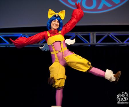 Eiko Carol from Final Fantasy IX worn by LilMeesh