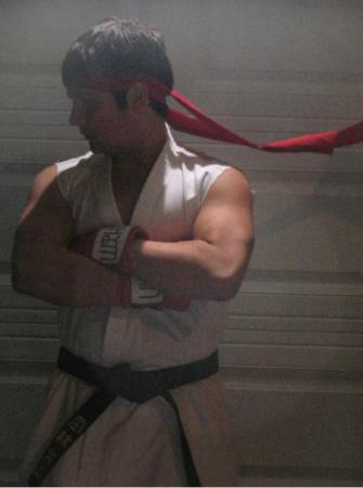 Ryu from Street Fighter IV