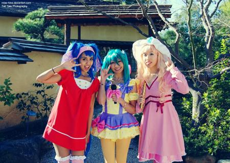 Klan Klan from Macross Frontier worn by ?Reina