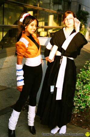 Yoruichi Shihouin from Bleach worn by ☆Reina