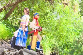 Rikku from Final Fantasy X-2  by Envel