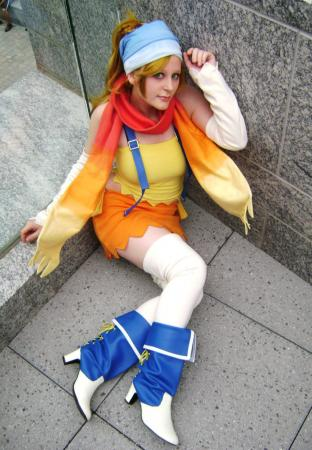 Rikku from Kingdom Hearts 2