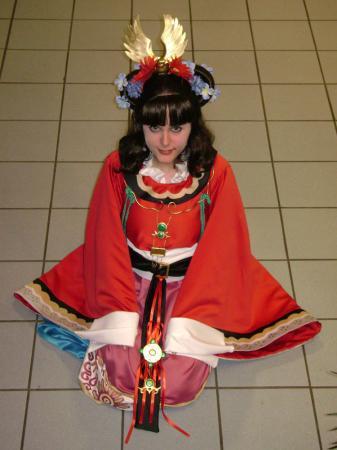 Miaka Yuuki from Fushigi Yuugi worn by Envel