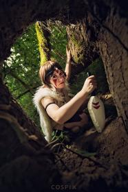 San from Princess Mononoke by Envel