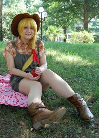 Applejack from My Little Pony Friendship is Magic worn by Envel
