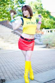 Tea Gardner / Anzu Mazaki from Yu-Gi-Oh! Duel Monsters worn by Envel