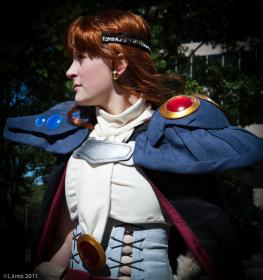 Lina Inverse from Slayers worn by Envel