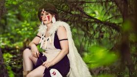 San from Princess Mononoke worn by Envel