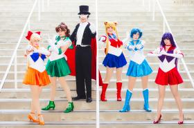 Sailor Moon from Sailor Moon  by Envel